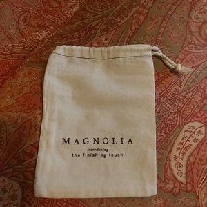 Magnolia Market Jewelry Bag